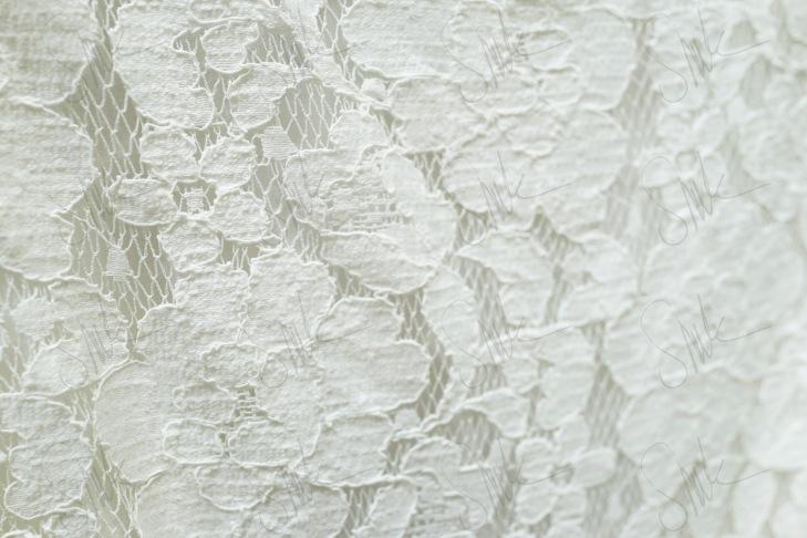 Lace Dress Close Up