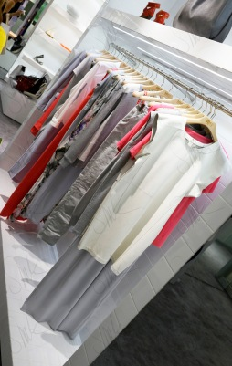 White Leather Dress