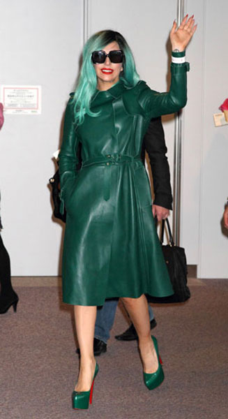 11-Japan-green-leather-Lady_0