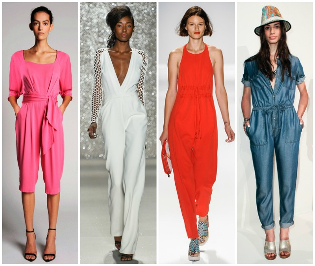 Trend Report The Jumpsuit Stylewithkate