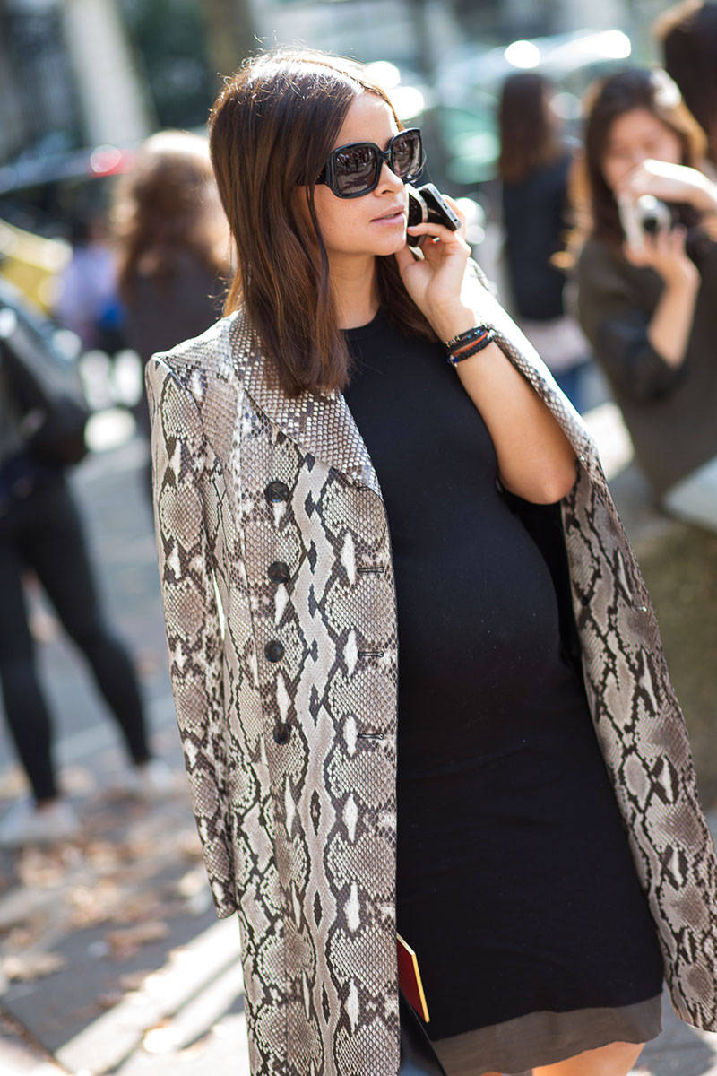 The Best Of Paris Fashion Week Spring 2015 Street Style Stylewithkate