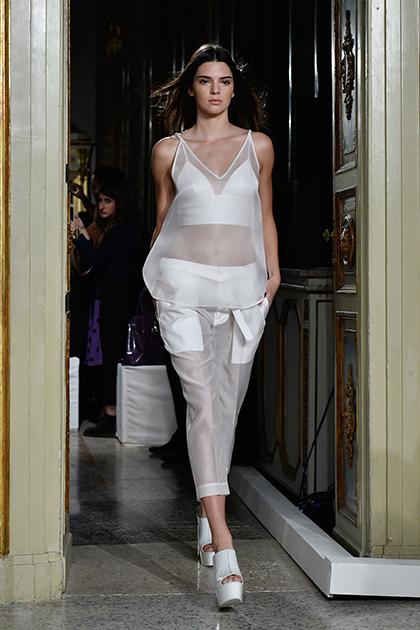 Ports1961 - Runway - Milan Fashion Week Womenswear Spring/Summer 2015