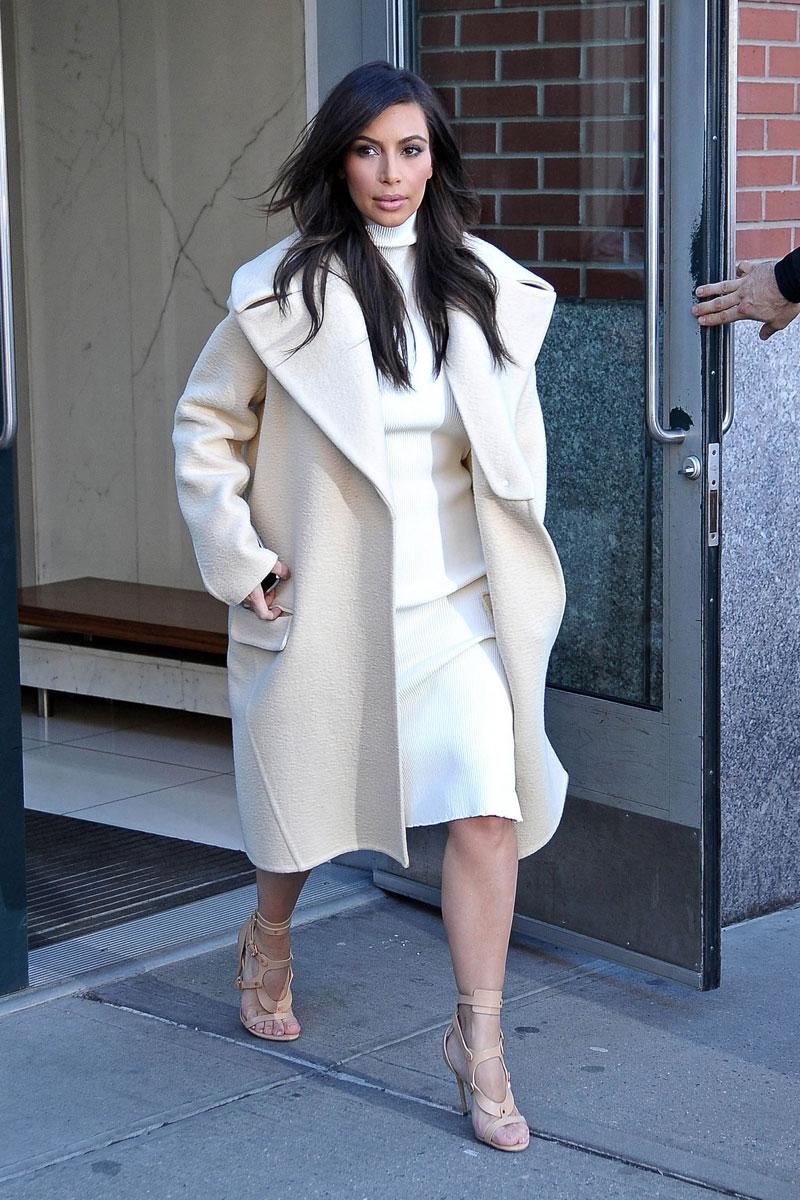 Style Icon Kim Kardashian Stylewithkate